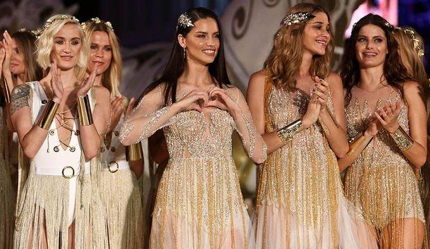 Adriana Lima: 'Antalya'da çok mutluyuz'