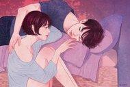 Aşk dokunmaktır!