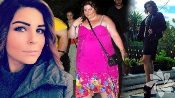 Pelin Öztekin tüp mide ameliyatı geçirdikten sonra hedeflediği kiloya ulaştı.