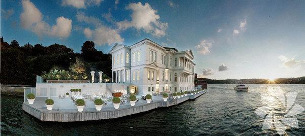 Ajia Hotel / Kanlıca - İstanbul Kanlıca sahilinde, boğazın hemen yanı başında bir Osmanlı yalısında balayı çiftlerini ağırlamakta.