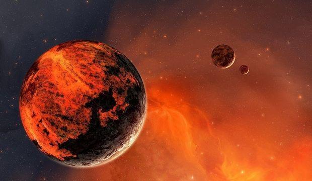 Merkür ve Mars kavuşuyor
