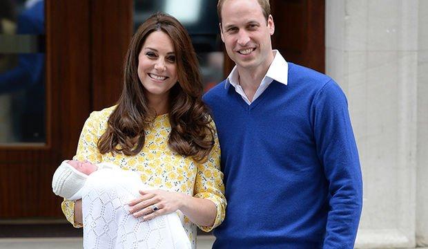 Kate Middleton evde doğum yapmak istiyor!