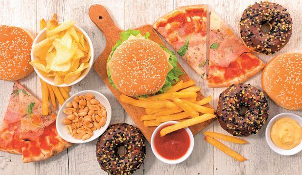 'Zararlı' yiyeceklerle diyet de mümkün!