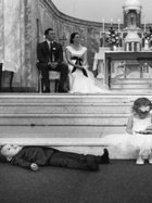 Bazıları düğün sevmez...