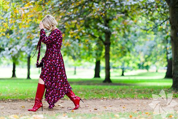 Sokak stili: Londra Moda Haftası