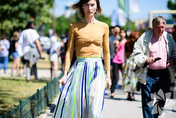 Haute Couture sokak stili
