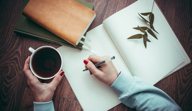 Kaleminiz terapistiniz olabilir