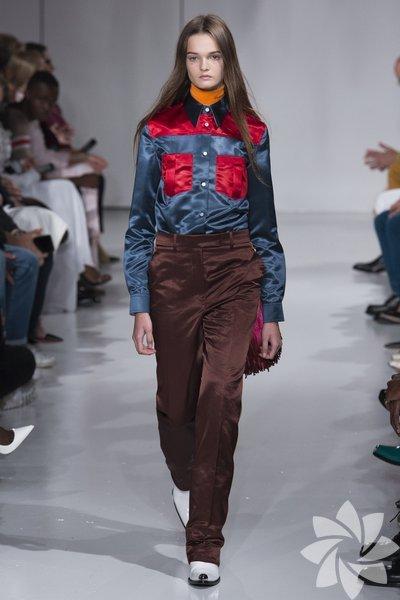 Calvin Klein 2018 İlkbahar Yaz