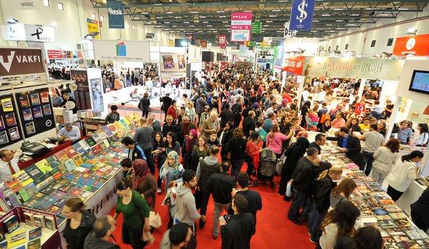 Uluslararası İstanbul kitap fuarı açılıyor