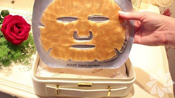 Adore Cosmetics/ Saf altın maske Saf altından yapıldığı söylenen bu maskeye sahip olmak istiyorsanız tek seferlik için: 3.300 $ dan başlayan fiyatları gözden çıkarmanız gerekiyor.