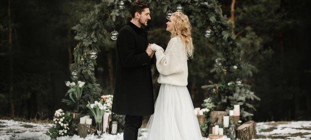 Kış düğünü yapacaklara 17 tavsiye