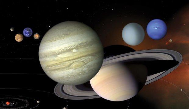 Satürn- Uranüs olumlu açıda