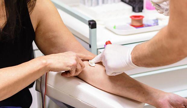 Basit bir kan testi ile kanser riskiniz belirlenebiliyor