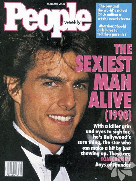1990 - Tom Cruise