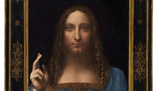 """Erkek Mona Lisa"""