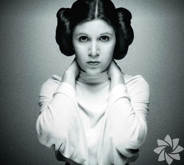 Carrie Fisher Beyazperdenin efsanevi serisinin son halkası olan Star Wars: Son Jedi'nin (Star Wars: The Last Jedi) ilk gösterimi ABD'nin Los Angeles kentinde gerçekleşti. Kadın oyuncular, rolleriyle Prenses Leia karakterini canlandıran Carrie Fisher'ı onurlandıracaklarını söyledi.