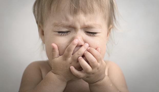 Çocuklarda kusma başka hastalıkların habercisi olabilir!
