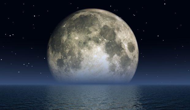 Ay Balık burcunda