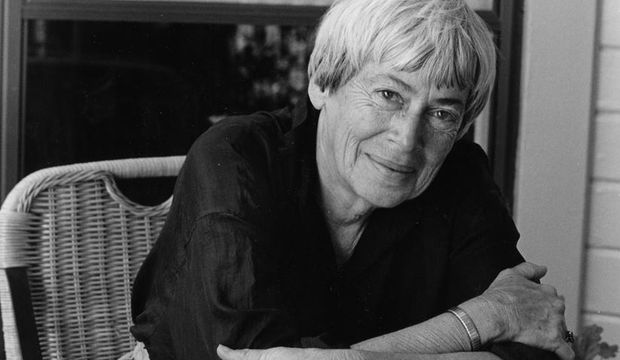 Ursula K. Le Guin'e veda