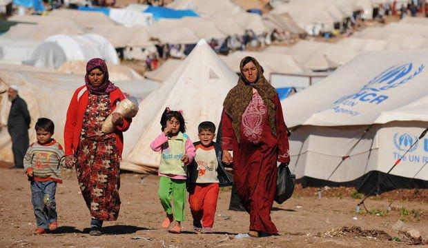 Canlı yayın: Suriyeli mülteci kadınlar