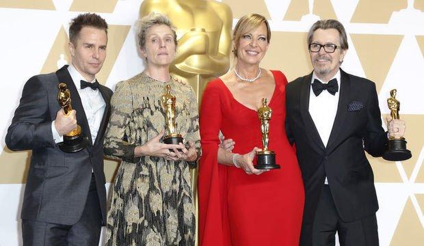 90. Oscar Ödülleri'ni kazanan isimler!
