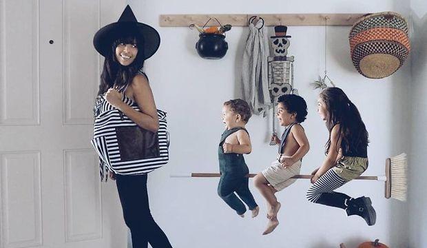 Bir annenin sihirli macerası