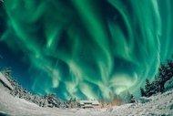 Lapland'ın büyülü kışı