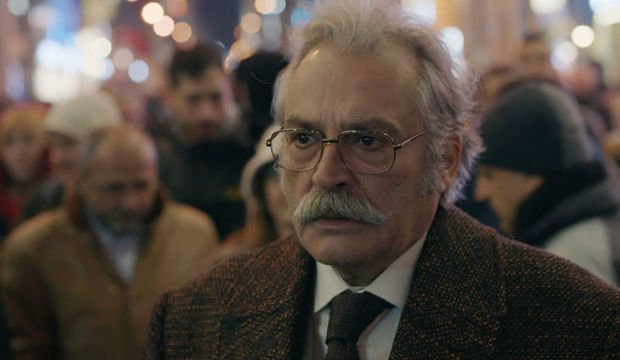 Haluk Bilginer Emmy Ödüllerine aday oldu!