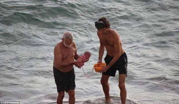 Denizde doğumun güzelliği ile tanışın