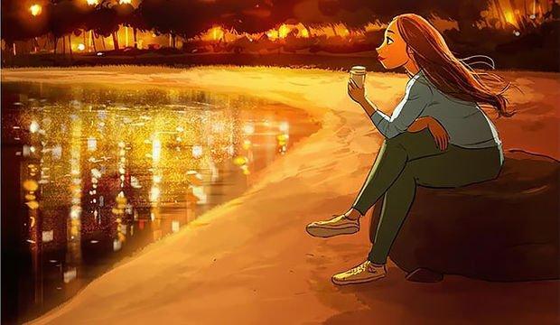 Abartmamak şartıyla yalnızlık güzeldir