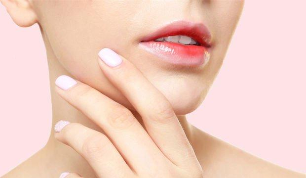 Kore'den gelen trend: Degrade dudak