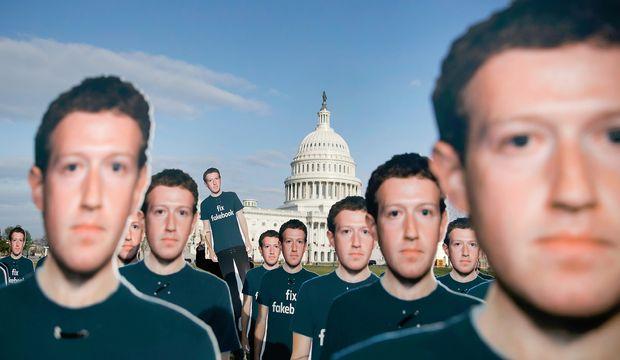 """""""Zuckerberg annenizden çok şey biliyor"""""""