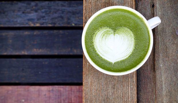Yeşil çaydan çok daha güçlü: Matcha çayı