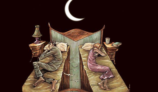 Uykunuz ilişkinizi sabote mi ediyor?