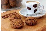 Siyez unlu üzümlü kurabiye