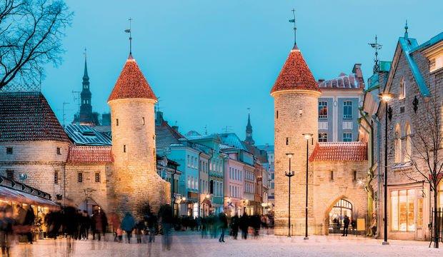 Tallinn: En uygun Avrupa şehri