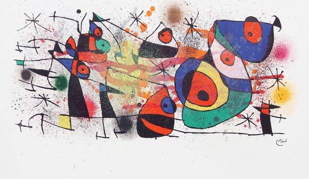 """""""Joan Miró sadece bir ressam değildi"""""""