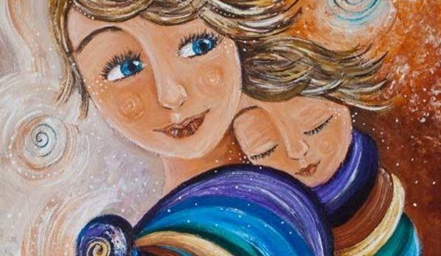 """""""Senin annen olmak, sana anne olmak..."""""""