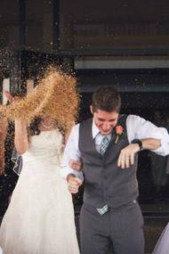 Düğünlerde olur böyle şeyler!