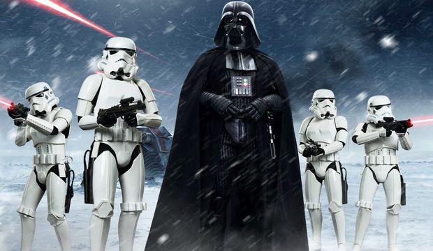 Gerçek bir Star Wars dünyası