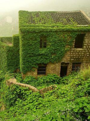 Masal köyü: Houtou Wan