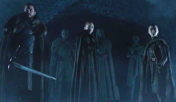 Game of Thrones 8. sezon yayın tarihi belli oldu!