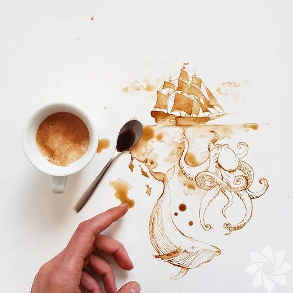 Kahvenin sanat hali