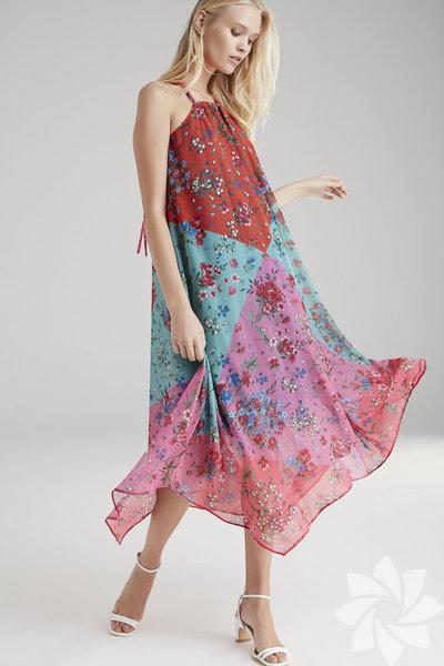 Adil Işık asimetrik elbise 249.90 TL