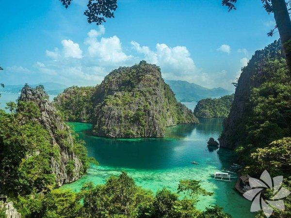 Eşsiz doğasıyla dikkat çeken Filipinler, Pasifik Okyanusu'nun batısında bulunuyor.