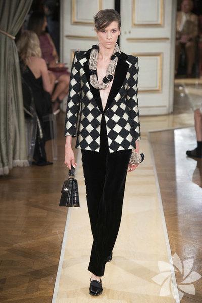 Armani Prive 2018-19 Sonbahar Kış Couture