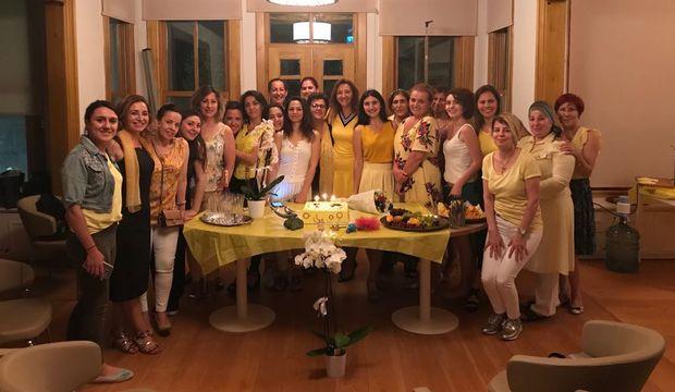 Kadınlar birlikte güçlü!