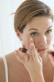 Makyaj dersleri: Kapatıcı