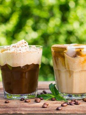 Yaz mevsimine özel soğuk kahve tarifleri