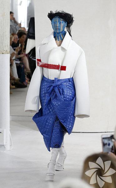 Maıson Margıela Couture Sonbahar/Kış defilesi